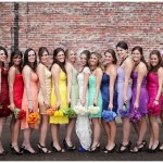 10 Color Combinations for Your Wedding You Haven't Thought Of