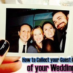 How to Collect your Guests Photos of your Wedding with an App