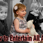 Don't Forget Guests with Kids: How to Entertain All Ages