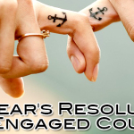 5 New Year's Resolutions for Engaged Couples